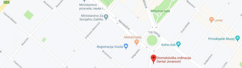 Stomatoloska ordinacija Slavija Beograd